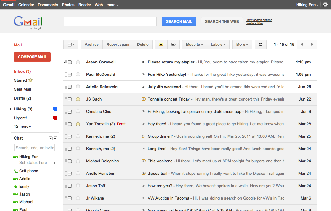 Impact of new Gmail design on your email marketing | Email