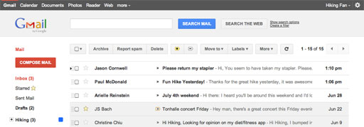gmail email marketing