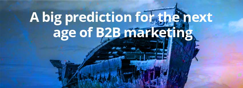 prediction b2b email marketing automation